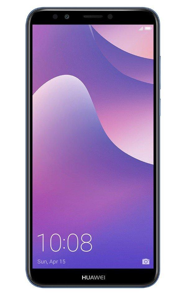 a73c1a5427c3 ≡ Смартфон Huawei Y7 Prime 2018 (LDN-L21) DS Blue – купить в Киеве ...