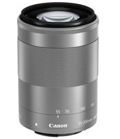Объектив Canon EF-M 55-200 4.5-6.3 IS STM Silver (1122C005)