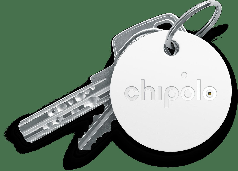 Пошукова система CHIPOLO CLASSIC WHITE (CH-M45S-WE-R) фото