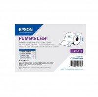 Рулонная бумага Epson PE Matte Label TM-C3500, с вырубными этикетками 102mm x 152mm (C33S045549)