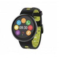 Смарт-часы MyKronoz ZeRound2 HR Premium black/yellow