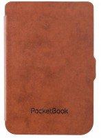 Чехол PocketBook для электронной книги PB 614/615 Plus/625/626 Shell Cover Black&Brown