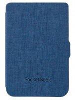 Чехол PocketBook для электронной книги PB 614/615 Plus/625/626 Shell Cover Black&Blue