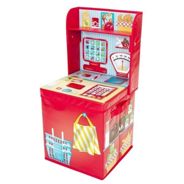Игровая коробка для хранения Pop-it-Up Магазин (F2PSB15082)  - купить со скидкой