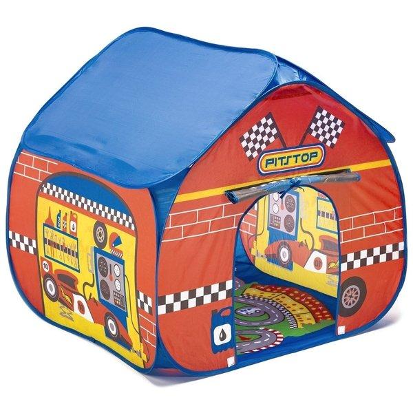 Купить Игровая палатка тент Pop-it-Up Питстоп (F2PG11807)