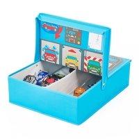 """Коробка для хранения игрушек Pop it Up """"Гараж"""" (F2PBI14045)"""