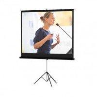 Екран Projecta на тринозі Da-Lite Versatol 152 x 152 см, MW (72262C)