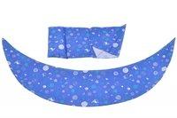 Аксессуар для подушки Nuvita DreamWizard (наволочка/чехол) Синий NV7101Blue (NV7101BLUE)