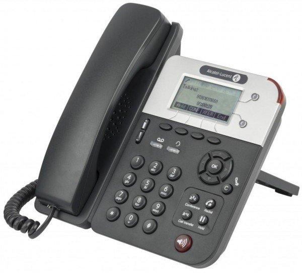 Купить Проводной SIP-телефон Alcatel-Lucent 8001G Deskphon, ALCATEL LUCENT