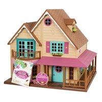 Игровой набор Lil Woodzeez Большой коттеджный дом (6192Z)