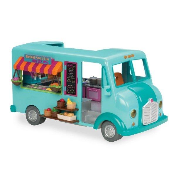 Купить Игровой набор Lil Woodzeez Закусочная на колесах (61522Z), LI L WOODZEEZ