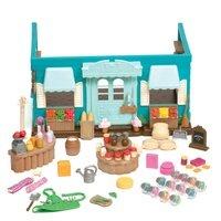 Игровой набор Lil Woodzeez Продуктовый Магазин (6089Z)