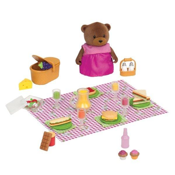 Игровой набор Lil Woodzeez Пикник (6149Z) фото
