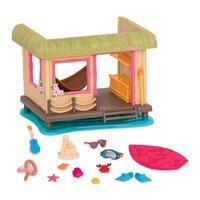 Игровой набор Lil Woodzeez Пляжный домик (6252Z)