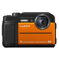 Фотоаппарат PANASONIC LUMIX DC-FT7 Orange (DC-FT7EE-D)