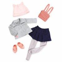 Набор одежды для кукол Our Generation Deluxe для школы (BD30277Z)