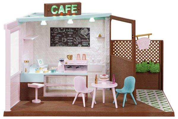 Купить Игровой набор LORI Кафе (LO37037Z)