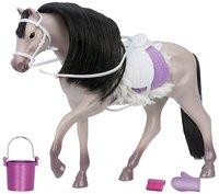 Ігрова фігура Lori Сіра андалузкая кінь (LO38001Z)