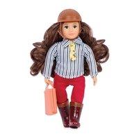 Лялька LORI Наездница Тіган 15 сантиметрів (LO31031Z)