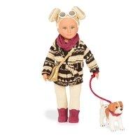 Кукла LORI с собачкой Джек Рассел 15 сантиметров (LO31017Z)