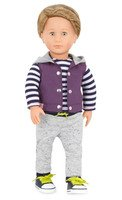Кукла Our Generation Мальчик Рафаэль 46 см (BD31155Z)