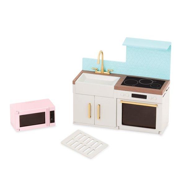 Набор мебели LORI современная кухня (LO37043Z)  - купить со скидкой
