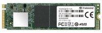SSD накопитель TRANSCEND MTE110 256GB M.2 PCle 3.0 4x 2280 (TS256GMTE110S)