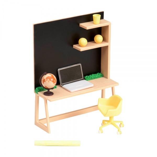 Купить Набор для кукол LORI Мебель для домашнего рабочего стола (LO37006Z)