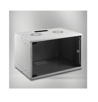 "Шкаф MIRSAN SOHO 19"" 12U 535x400, RAL 7035 (MR.SOH12U40MN.02)"
