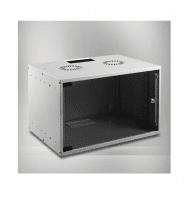 "Шкаф MIRSAN SOHO 19"" 7U 535x400, RAL 7035 (MR.SOH07U40MN.02)"
