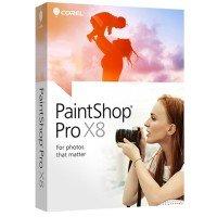 ПО PaintShop Pro X8 Card (PSPX8MLCARD)