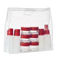 Набор ёмкостей для путешетвий Wenger Bottle Set 10 шт (604548)