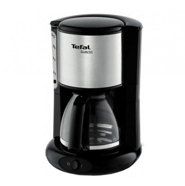 Кофеварка Tefal SUBITO CM360812  - купить со скидкой