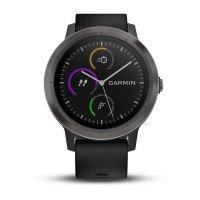 Смарт-часы GARMIN Vivoactive 3 Black with Stainless Hardware