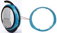 Декоративная прозрачная накладка для моноколес Ninebot by Segway ONE E + Blue (10.01.2013.07)