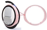 Декоративная прозрачная накладка для моноколес Ninebot by Segway ONE E + Pink (10.01.2014.00)