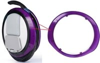 Декоративная прозрачная накладка для моноколес Ninebot by Segway ONE E + Purple (10.01.2013.08)