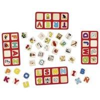 Развивающая игра goki Алфавит английский язык ( 56732G)