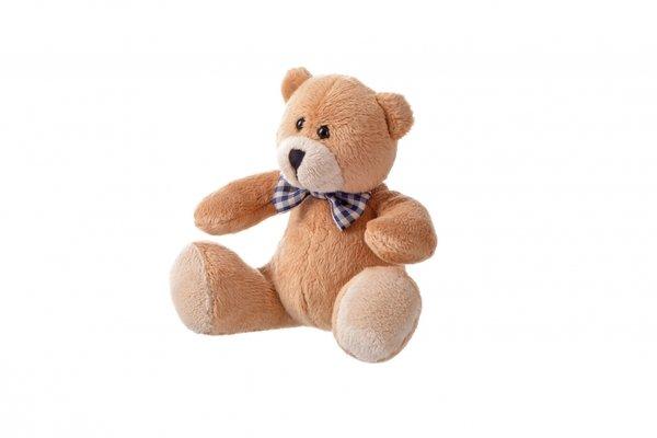 Купить Мягкая игрушка Same Toy Мишка светло-коричневый 13 сантиметров (THT676)