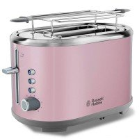 Тостер Russell Hobbs 25081-56 Bubble Pink