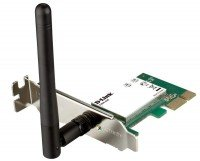 WiFi-адаптер D-LINK DWA-525 802.11n 150Мбіт/с PCI