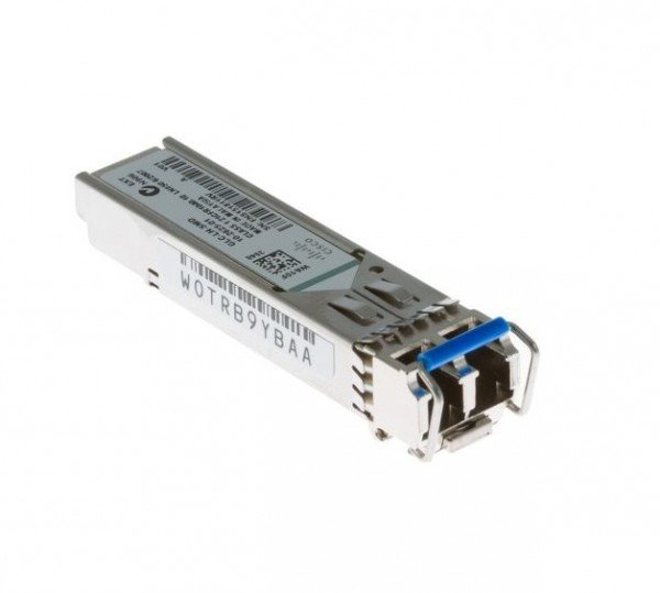 Купить Модули для коммутаторов, Модуль Cisco 1000BASE-LX/LH SFPxcver mod, , MMF/SMF, 1310nmDOM REMANUFACTURED (GLC-LH-SMD-RF)