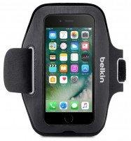 Чехол Belkin для iPhone 6/7/8/SE 2020, Slim-Fit Armband, black