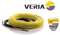 Теплый пол Veria Flexicable 20 двухжильный нагревательный кабель 1625 Вт, 230V, 80м (189B2014)