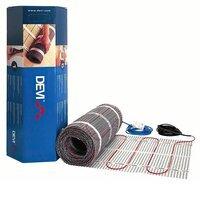 Теплый пол DEVI Comfort двухжильный нагревательный мат DTIR-150 8 м2