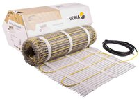 Теплый пол Veria Quickmat 150 двухжильный нагревательный мат 1200 Вт, 230V, 8 м2, 0,5х16м (189B0178)
