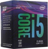 ЦПУ Intel Core i5-8600 6/6 3.1GHz 9M LGA1151 box