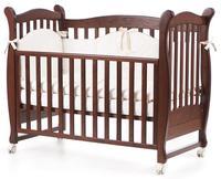 Детская кроватка VERES Соня ЛД-15 Орех (15.1.1.1.03)