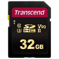Карта памяти TRANSCEND SDHC 32GB Class 10 700S UHS-II U3 V90 R285/W180 MB/s 4K (TS32GSDC700S)