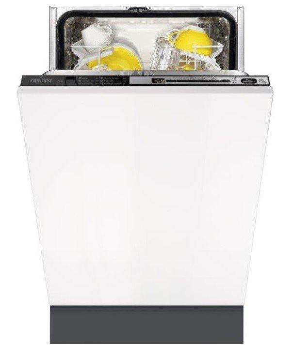 Посудомоечная машина Zanussi ZDV91506FA фото